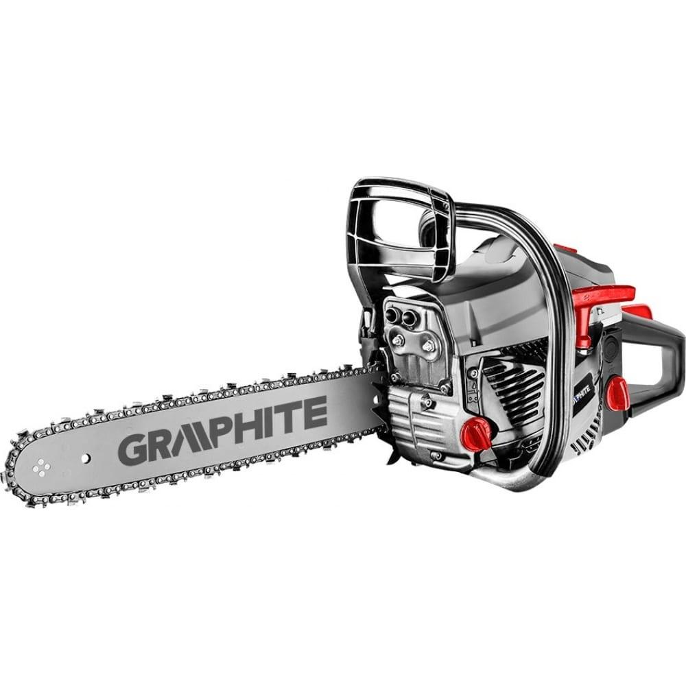 Купить Цепная бензиновая пила graphite 58g952