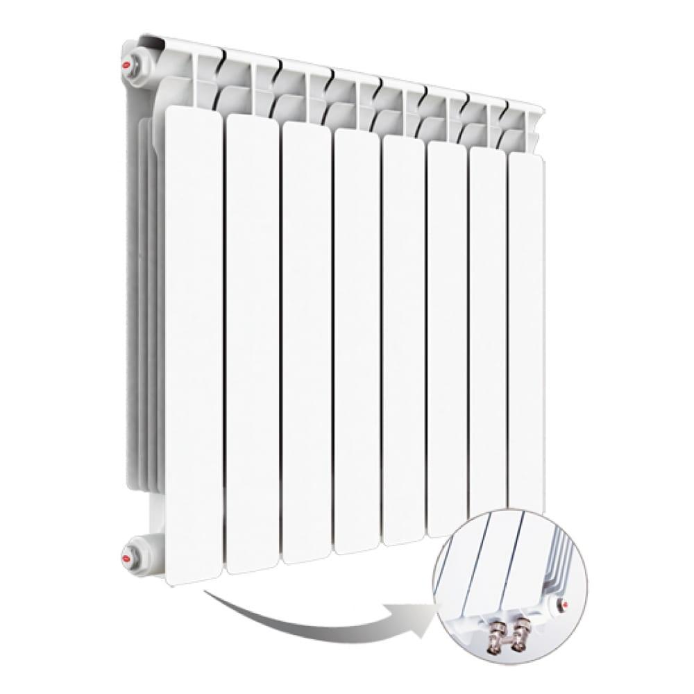 Радиатор rifar alp 500 x 6 нп левое avl r50006avl  - купить со скидкой