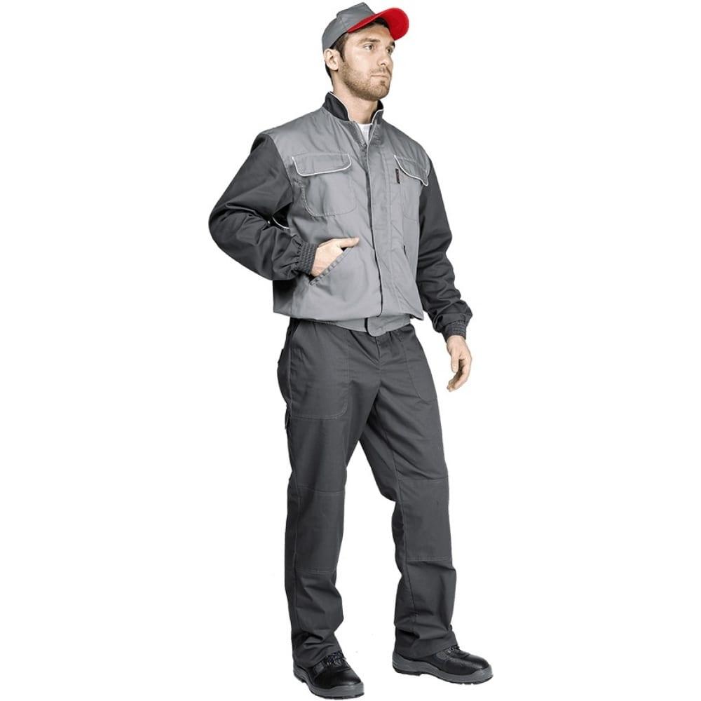 Костюм гк спецобъединение навигатор-2 серый, размер 104-108, рост 170-176 кос 556/104/170Рабочие костюмы<br>Тип: мужской с полукомбинезоном ;<br>Цвет: серый ;<br>Ткань: смесовая ;<br>Состав ткани: 35% - хлопок, 65% - полиэфир ;<br>Плотность ткани: 240 г/кв.м;<br>Размер: 52-54 ;<br>Рост: 170-176 см;<br>Пропитка: водоотталкивающая ;<br>Световозвращающая полоса: нет ;<br>Капюшон: нет ;<br>Тип застежки: молния ;<br>ГОСТ\ТУ: ГОСТ 12.4.280-2014 ;<br>Единиц в упаковке: 1 шт;<br>Вес модели: 1.4 кг;<br>Защитные свойства: защита от общих производственных загрязнений, защита от истирания ;<br>Международный размер: XL (52-54) ;<br>Сигнальный: нет ;