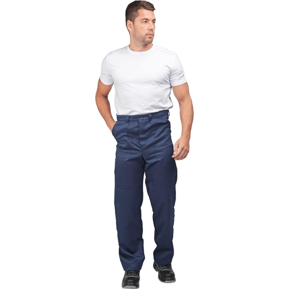 Усиленные рабочие брюки гк спецобъединение р.104-108, рост 182-188 брю 010/104/182Рабочие брюки<br>Тип: мужские брюки ;<br>Ткань: смесовая ;<br>Состав ткани: 20% хлопок, 80% полиэфир ;<br>Плотность ткани: 210 г/кв.м;<br>Размер: 52-54 (рост 182-188) ;<br>Рост: 182-188 см;<br>Пропитка: водоотталкивающая ;<br>Световозвращающая полоса: нет ;<br>Тип застежки: пуговицы ;<br>ГОСТ\ТУ: ГОСТ 12.4.280-2014 ;<br>Единиц в упаковке: 1 шт.;<br>Цвет: темно-синий ;<br>Международный размер: XL (52-54) ;<br>Вес модели: 0.4 кг;<br>Защитные свойства: от общих производственных загрязнений, от истирания ;