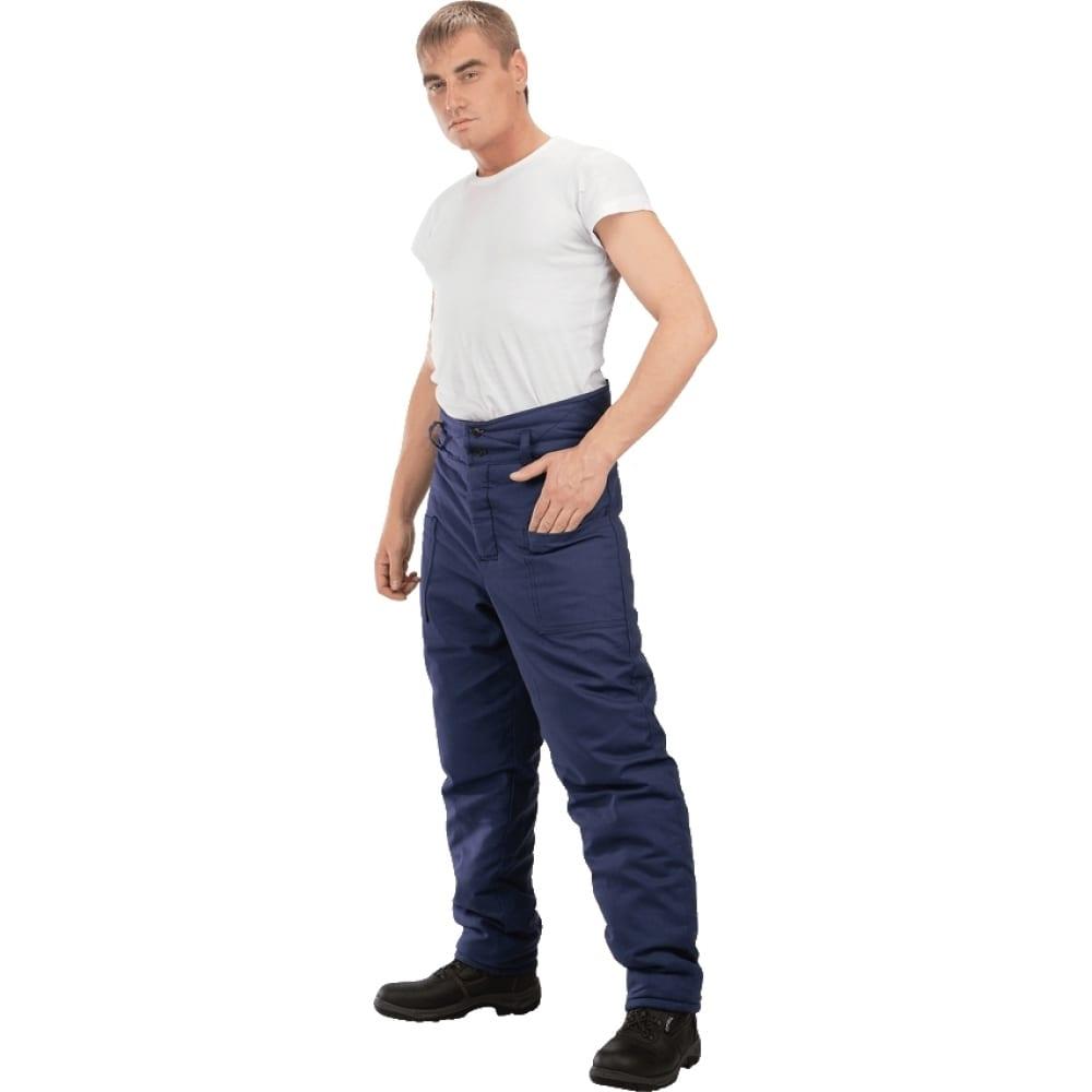Утеплённые брюки гк спецобъединение темно-синие, р.96-100, рост 182-188 брю 303/ 96/182Рабочие брюки<br>Международный размер: M (48-50) ;<br>Тип: мужские брюки ;<br>Ткань: смесовая ;<br>Состав ткани: 20% хлопок, 80% полиэфир ;<br>Плотность ткани: 210 г/кв.м;<br>Утеплитель: ватин ;<br>Размер: 48-50 ;<br>Рост: 182-188 ;<br>Пропитка: водоотталкивающая ;<br>Световозвращающая полоса: нет ;<br>Тип застежки: пуговицы ;<br>Цвет: темно-синий ;<br>ГОСТ\ТУ: ГОСТ Р 12.4.236-2011 ;<br>Единиц в упаковке: 1 шт;<br>Вес: 1 кг;<br>Max температура: -18 °C;<br>Защитные свойства: от пониженных температур воздуха ;