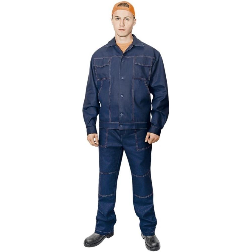 Костюм гк спецобъединение муравей темно-синий р. 104-108, рост 170-176 кос 006/104/170Рабочие костюмы<br>Тип: мужской брючный ;<br>Ткань: саржа ;<br>Состав ткани: 100% хлопок ;<br>Плотность ткани: 240 г/кв.м;<br>Размер: 52-54 (рост 170-176) ;<br>Рост: 170-176 см;<br>Пропитка: водоотталкивающая ;<br>Световозвращающая полоса: нет ;<br>Капюшон: нет ;<br>Тип застежки: пуговицы ;<br>ГОСТ\ТУ: ГОСТ 12.4.280-2014 ;<br>Единиц в упаковке: 1 шт.;<br>Цвет: темно-синий ;<br>Международный размер: XL (52-54) ;<br>Сигнальный: нет ;<br>Защитные свойства: от общих загрязнений, от истирания ;