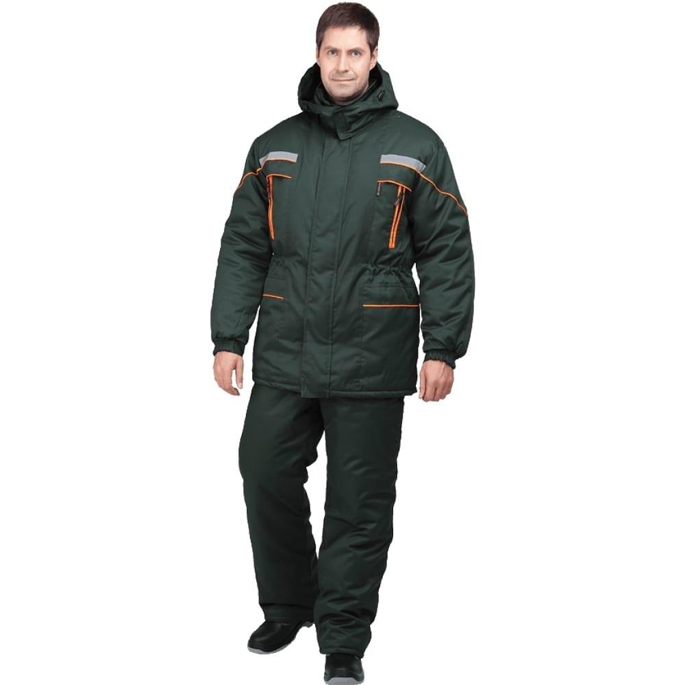 Утеплённая куртка гк спецобъединение ландшафт зелёная, р.104-108, рост 170-176 кур 651/104/170Утепленные куртки<br>Вес: 1.6 кг;<br>Тип: мужская ;<br>Цвет: зеленый ;<br>Max температура: -18 °C;<br>Ткань: смесовая ;<br>Состав ткани: 53% хлопок, 47% полиэфир ;<br>Плотность ткани: 220 г/кв.м;<br>Размер: 52-54 ;<br>Рост: 170-176 ;<br>Пропитка: водоотталкивающая ;<br>Капюшон: есть ;<br>Тип застежки: молния ;<br>ГОСТ\ТУ: ГОСТ Р 12.4.236-2011 ;<br>Единиц в упаковке: 1 шт.;<br>Защитные свойства: от пониженных температур воздуха ;<br>Утеплитель: климафорт ;<br>Международный размер: XL (52-54) ;<br>Светоотражающие элементы: есть ;