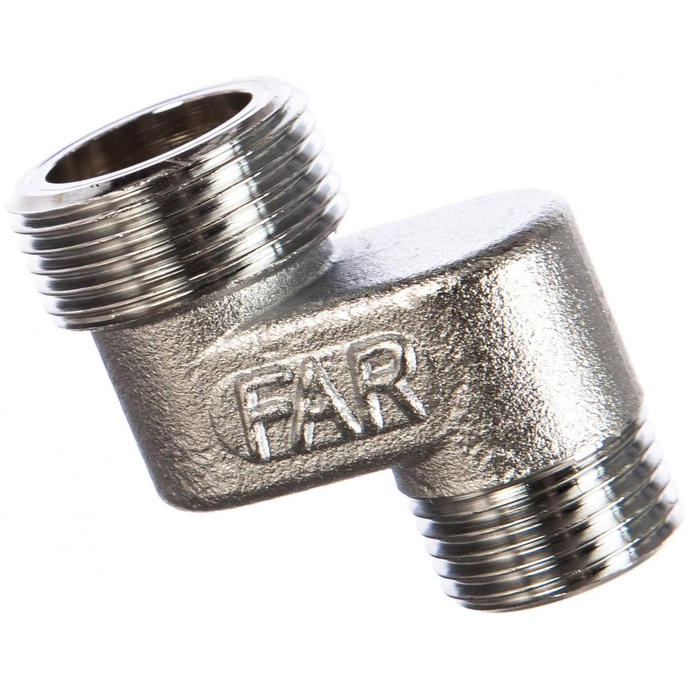 Купить Эксцентриковый фитинг far 2 см 3/4 х 1/2 нр-нр fc 5563 23412
