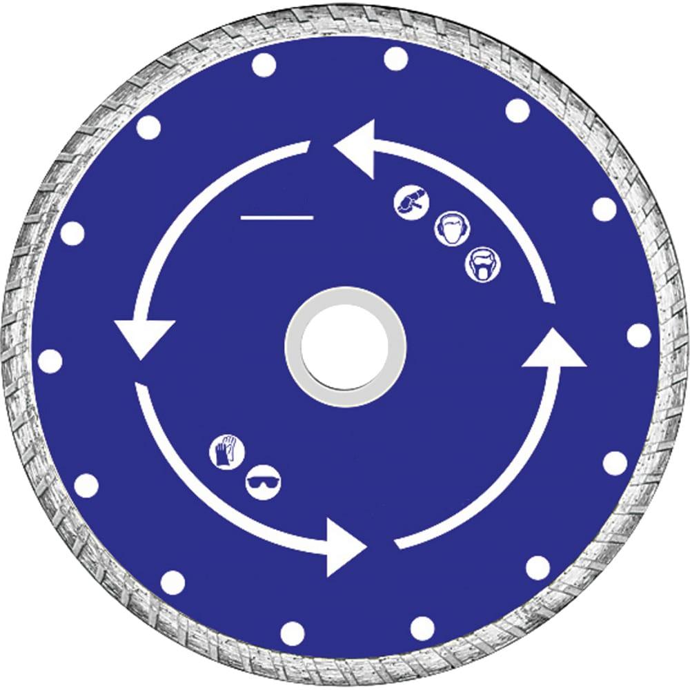 Купить Диск алмазный отрезной турбо (115х22.2 мм) mos 37216м
