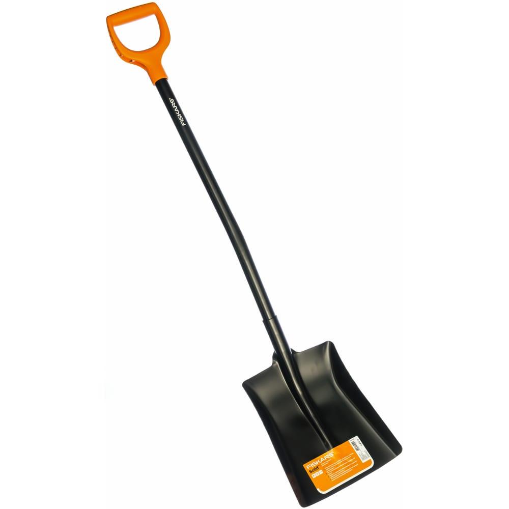 Совковая лопата для бетона fiskars solidtm 1026682