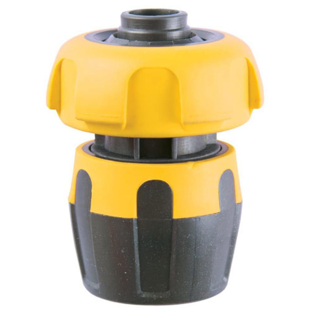 Купить Коннектор с аквастопом 3/4 brigadier 84064