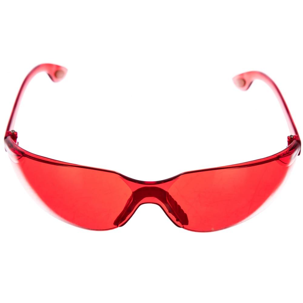 Купить Защитные очки archimedes norma красные 91863
