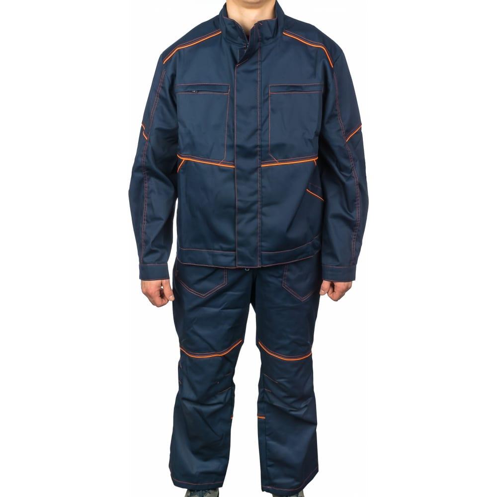 Костюм факел престиж new темно-синий, р.64-66, рост 170-176 87468730.011Рабочие костюмы<br>Тип: мужской с полукомбинезоном ;<br>Цвет: темно-синий ;<br>Ткань: смесовая ;<br>Состав ткани: 65% полиэстер, 35% хлопок ;<br>Плотность ткани: 240 г/кв.м;<br>Размер: 64-66 (рост 170-176) ;<br>Рост: 170-176 см;<br>Пропитка: водоотталкивающая ;<br>Световозвращающая полоса: есть ;<br>Капюшон: нет ;<br>Тип застежки: молния ;<br>ГОСТ\ТУ: ГОСТ 12.4.280-2014 ;<br>Единиц в упаковке: 1 шт.;<br>Вес модели: 1.094 кг;<br>Защитные свойства: от общих производственных загрязнений, от истирания ;<br>Международный размер: 7XL (64-66) ;<br>Сигнальный: нет ;