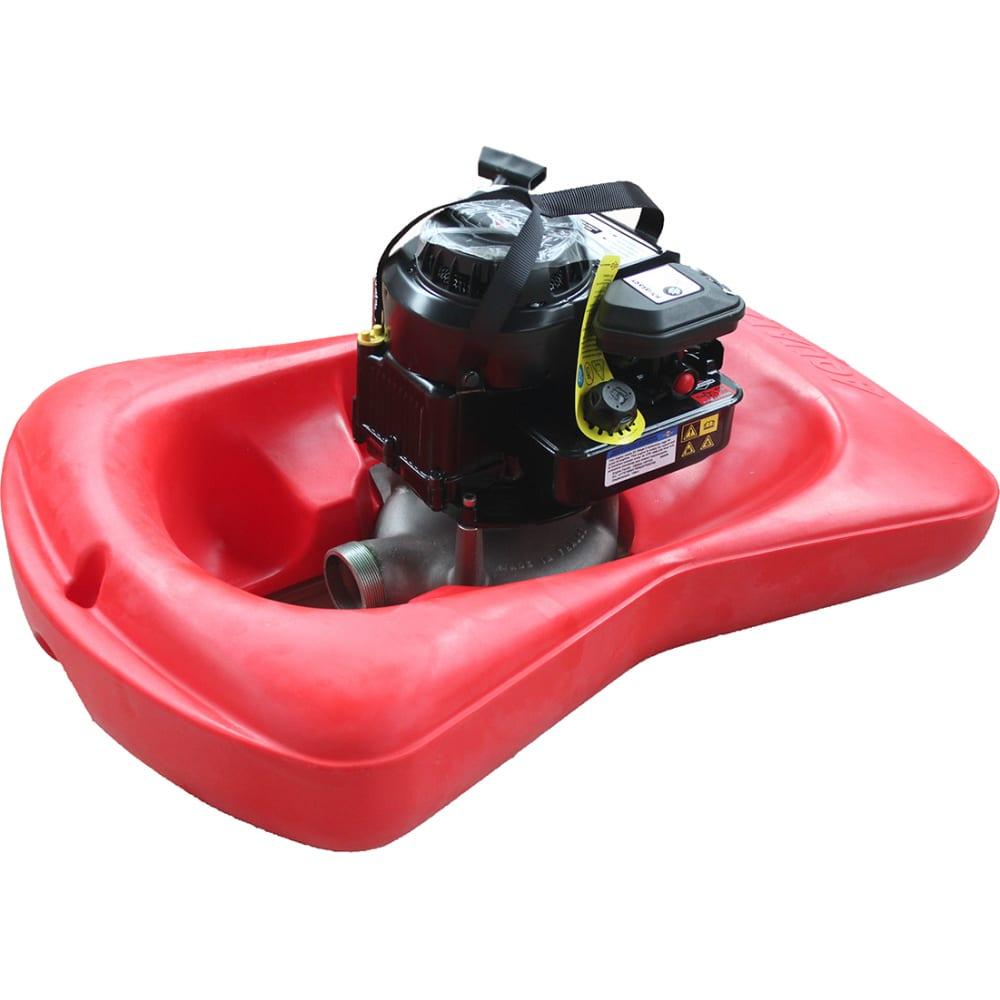 Плавающая мотопомпа aquafast модель а 4631140677515