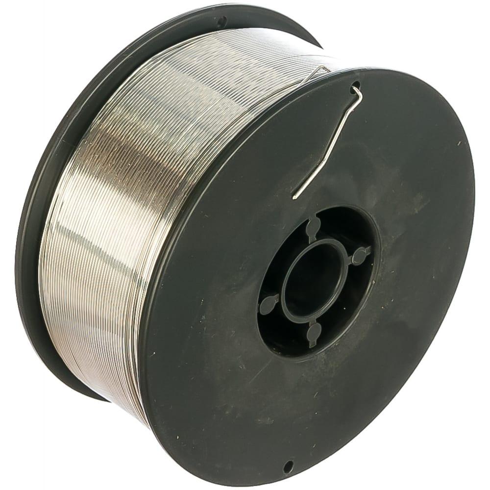 Проволока сварочная алюминиевая alsi5 er4043а (0.8 мм; 0.5 кг; d100) redhotdot mr08101