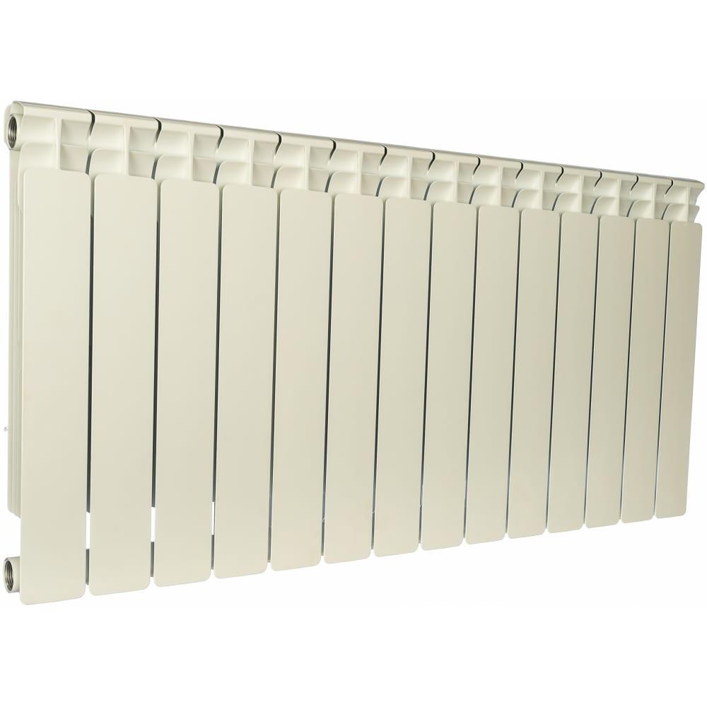 Радиатор rifar alp 500 14 секционный ra50014  - купить со скидкой