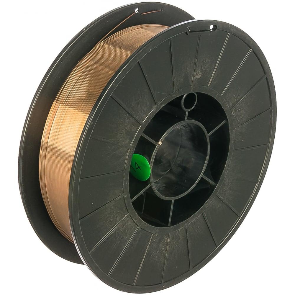 Проволока сварочная медно-кремниевая cusi3 (5 кг; 0.8 мм; d200) redhotdot 086647