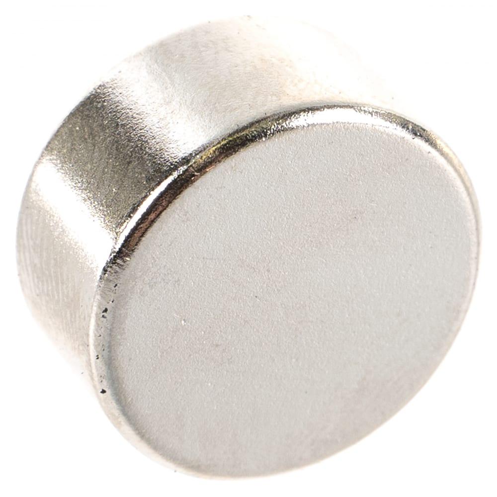 Неодимовый магнит диск 20х10мм сцепление 11.2