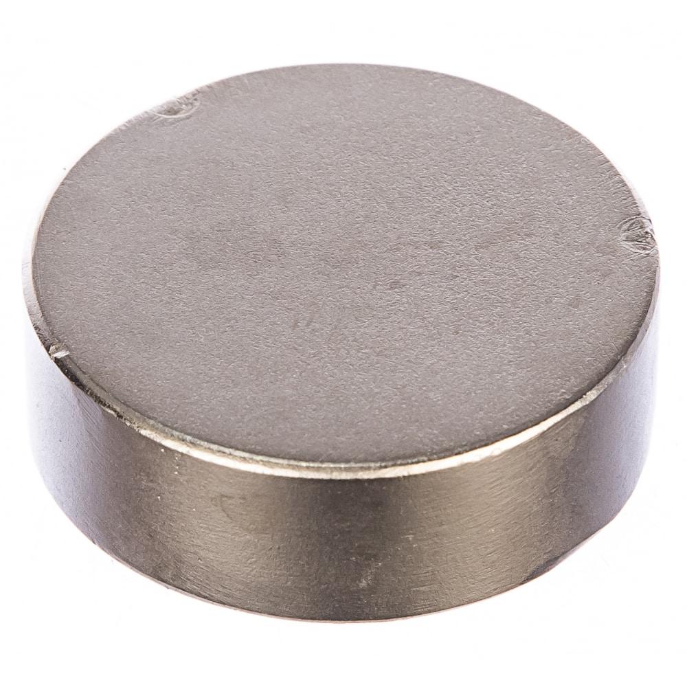 Неодимовый магнит диск 45х15мм сцепление 65