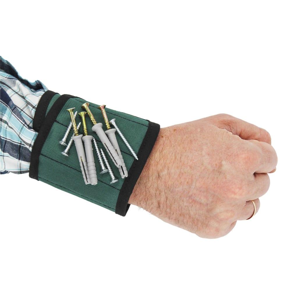 Купить Магнитный браслет с неодимовыми магнитами masterprof hs.110038