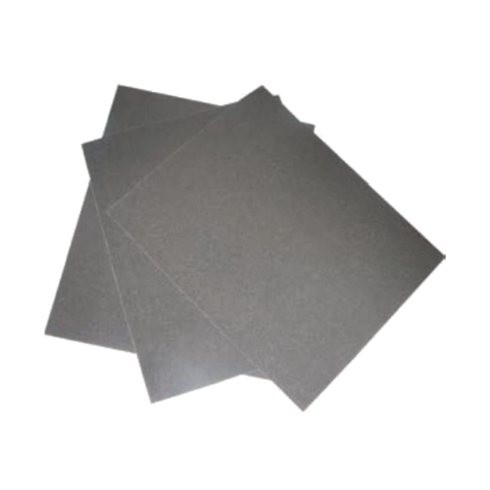 Шкурка шлифовальная на тканевой основе влагостойкая (10 пачек по 10 листов; 230х280 мм; р120) biber 70646 тов-080371
