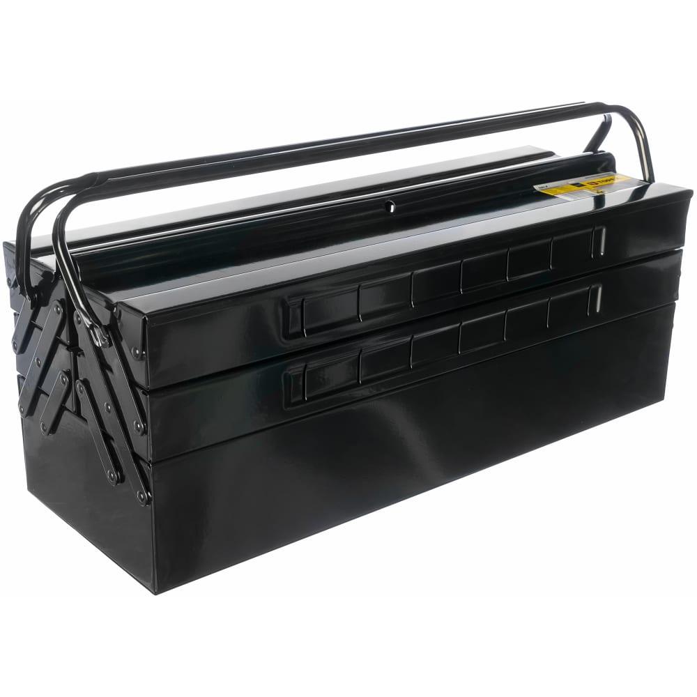 Купить Металлический ящик для инструмента 55 x 20 x 21 см topex 79r101