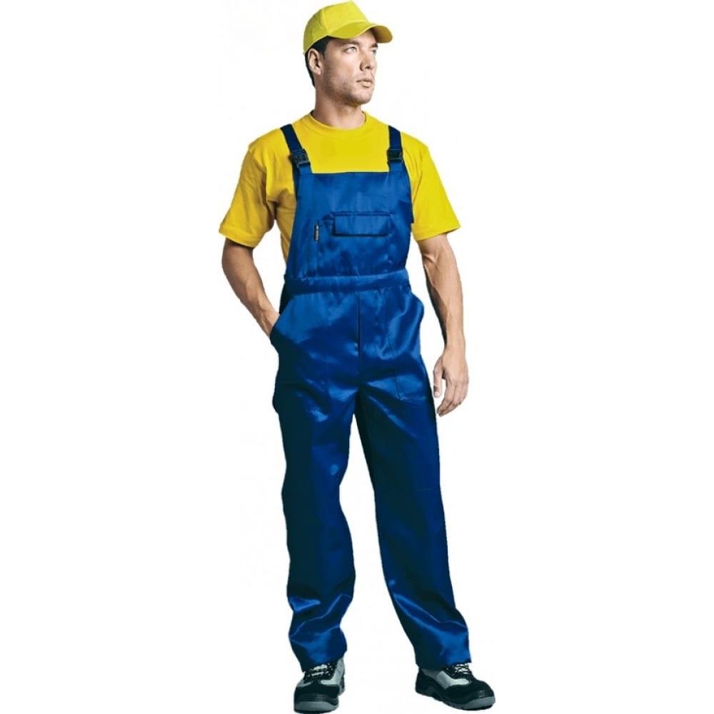 Полукомбинезон гк спецобъединение вымпел, темно-синий, размер 112-116, рост 170-176 пком 526/112/170Рабочие комбинезоны и брюки<br>Тип: мужской полукомбинезон ;<br>Цвет: темно-синий ;<br>Ткань: смесовая ;<br>Состав ткани: 53% - хлопок; 47% - полиэфир ;<br>Плотность ткани: 220 г/кв.м;<br>Размер: 112-116 ;<br>Рост: 170-176 см;<br>Пропитка: водоотталкивающая ;<br>Световозвращающая полоса: нет ;<br>Капюшон: нет ;<br>Тип застежки: фастекс (полуавтоматическая застежка) ;<br>ГОСТ\ТУ: ГОСТ 12.4.280-2014 ;<br>Единиц в упаковке: 1 шт.;<br>Вес модели: 0.6 кг;<br>Защитные свойства: от общепроизводственных загрязнений и механических воздействий ;<br>Международный размер: XXXL (56-58) ;<br>Костюм маляра: нет ;