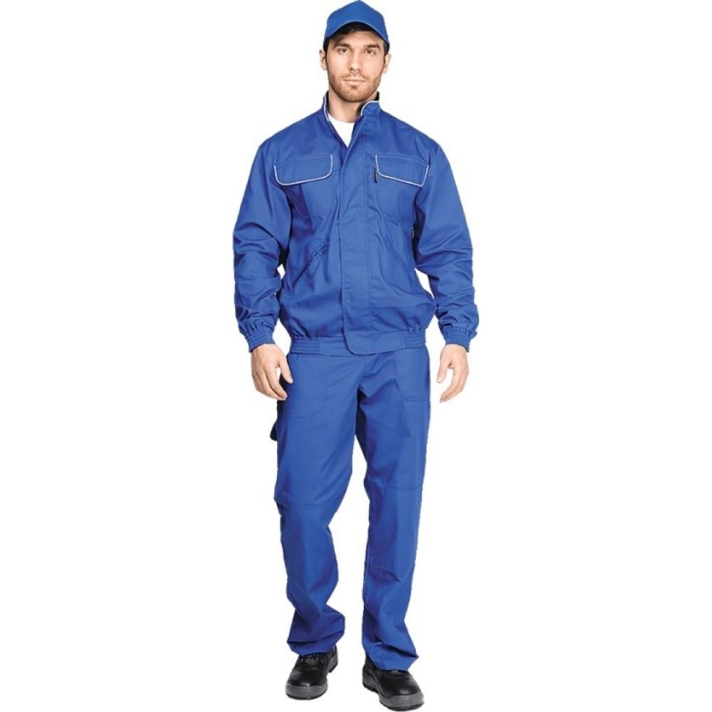 Костюм гк спецобъединение навигатор-1 василёк, р. 120-124, рост 170-176 кос 560/120/170Рабочие костюмы<br>Тип: мужской брючный ;<br>Цвет: васильковый ;<br>Ткань: смесовая ;<br>Состав ткани: 35% хлопок, 65% полиэфир ;<br>Плотность ткани: 240 г/кв.м;<br>Размер: 60-62 (рост 170-176) ;<br>Рост: 170-176 см;<br>Пропитка: масло-водоотталкивающая ;<br>Световозвращающая полоса: нет ;<br>Капюшон: нет ;<br>Тип застежки: молния ;<br>ГОСТ\ТУ: ГОСТ 12.4.280-2014 ;<br>Единиц в упаковке: 1 шт.;<br>Вес модели: 1.3 кг;<br>Защитные свойства: от общих загрязнений, от истирания ;<br>Международный размер: 5XL (60-62) ;<br>Сигнальный: нет ;