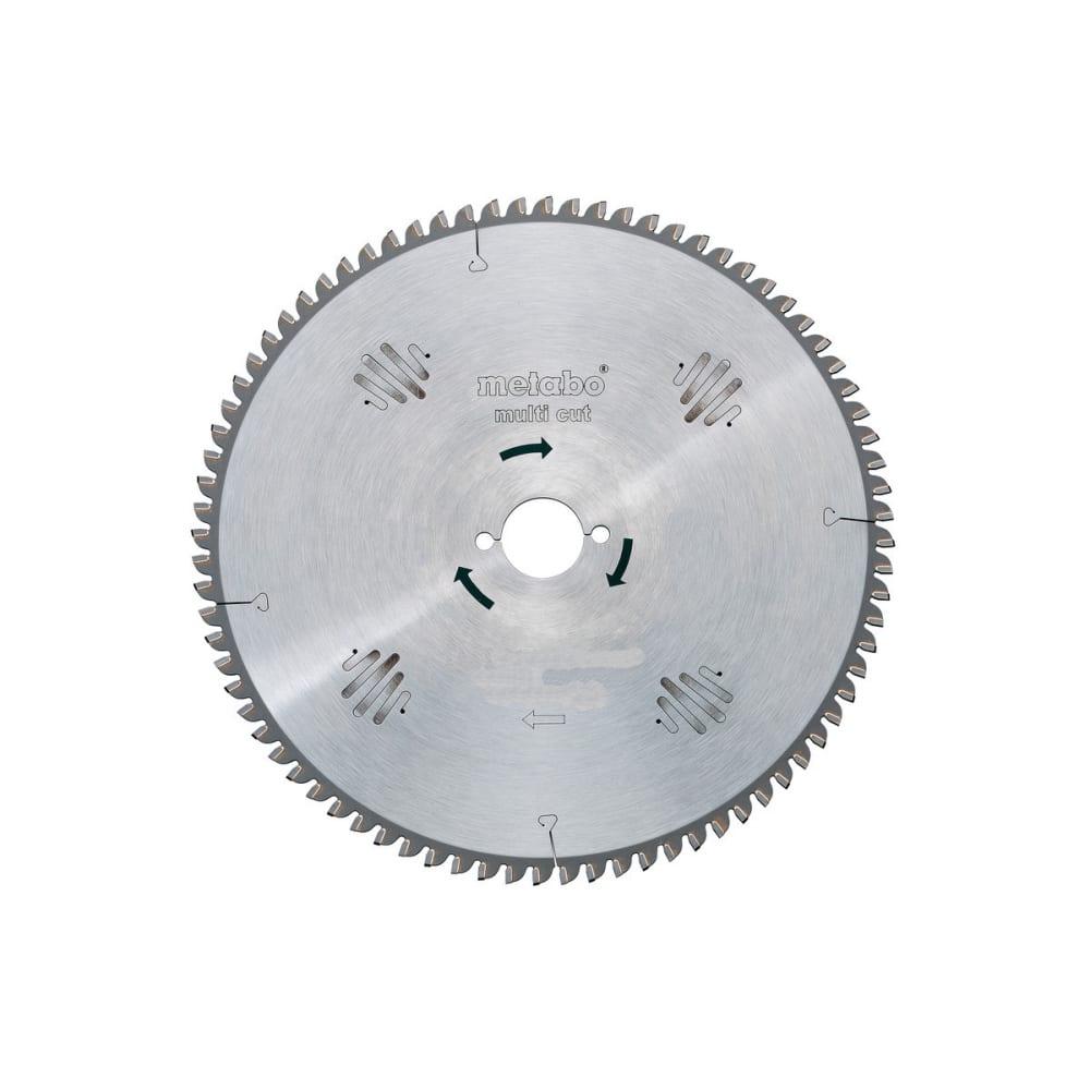 Купить Пильный диск по дереву и металлу (315x1.8х30мм, зубья 96 fz/tz) metabo 628226000