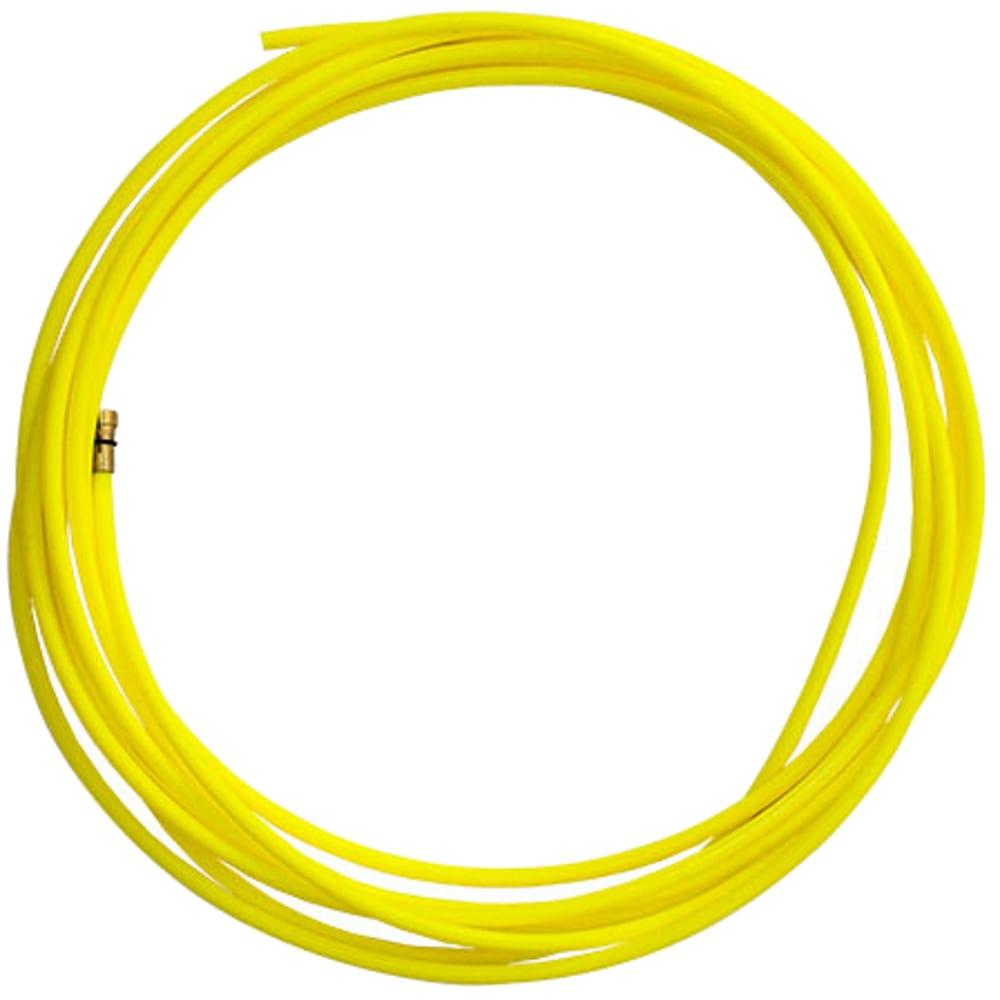 Купить Канал направляющий тефлоновый (3.5 м; 1.2–1.6 мм; желтый) кедр 7160102