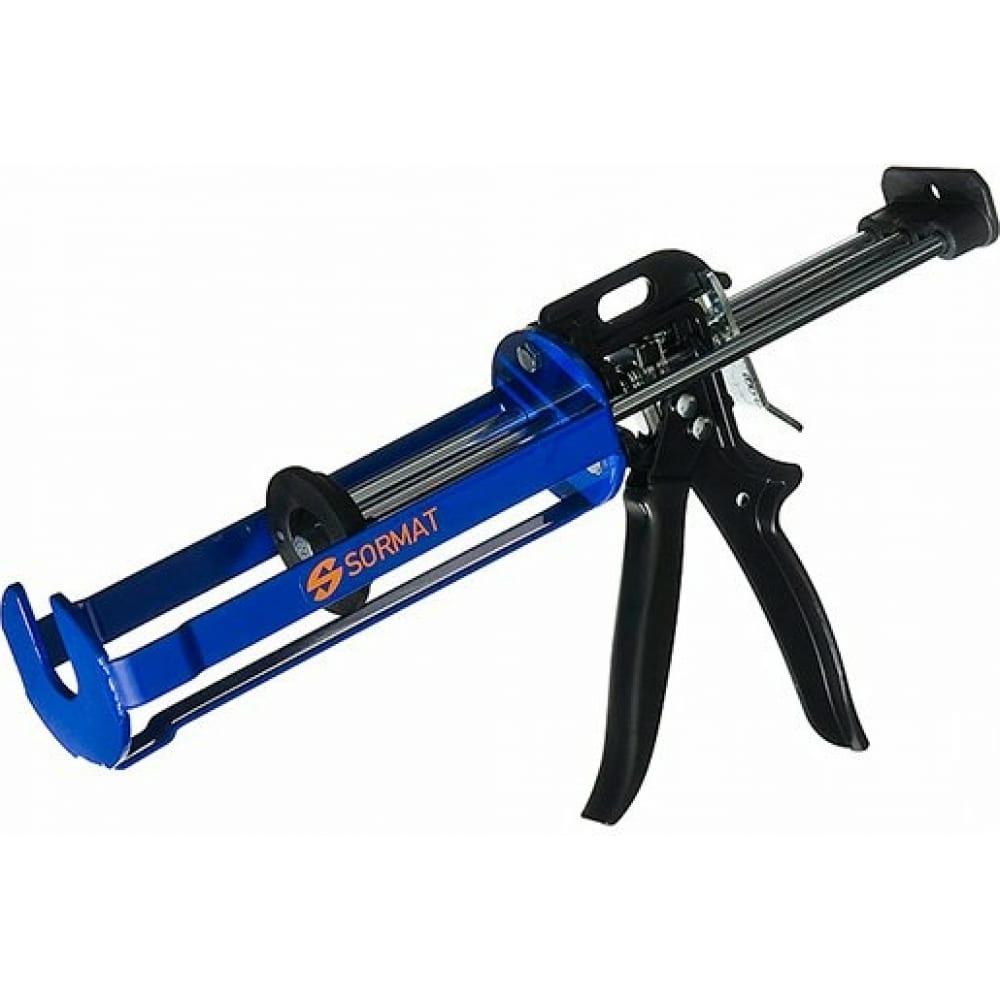 Пистолет для анкера химического sormat ith 380/410