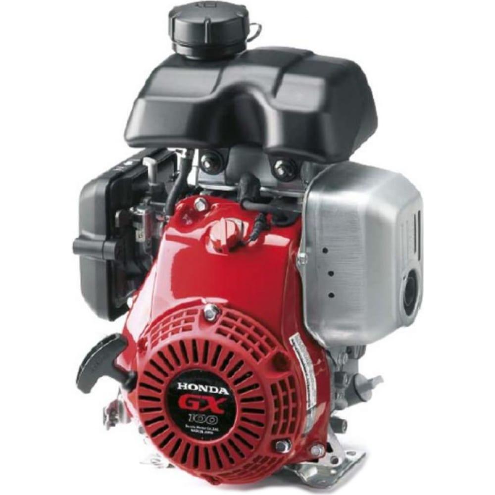Купить Двигатель бензиновый (2.8 л.с.) honda gx100rt-krg
