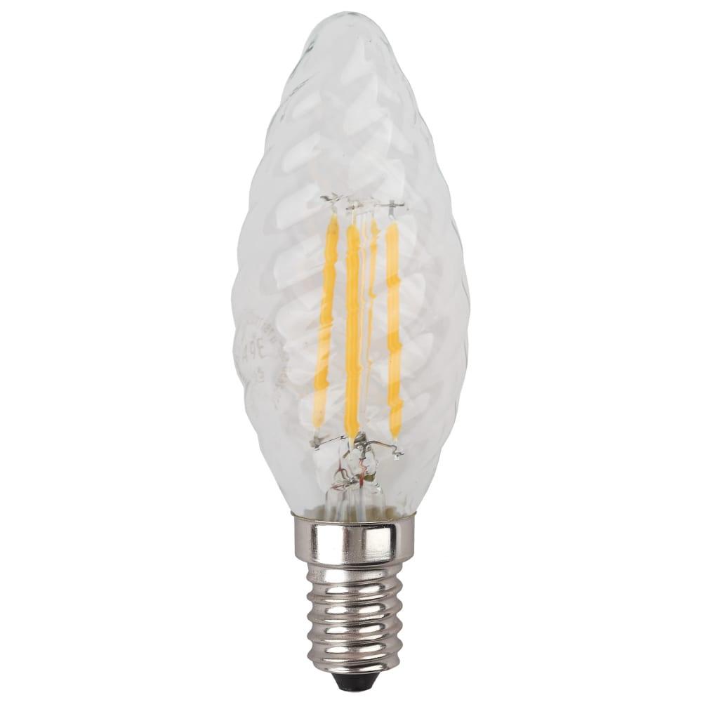 Светодиодная лампа эра f-led btw-7w-840-e14 б0027961