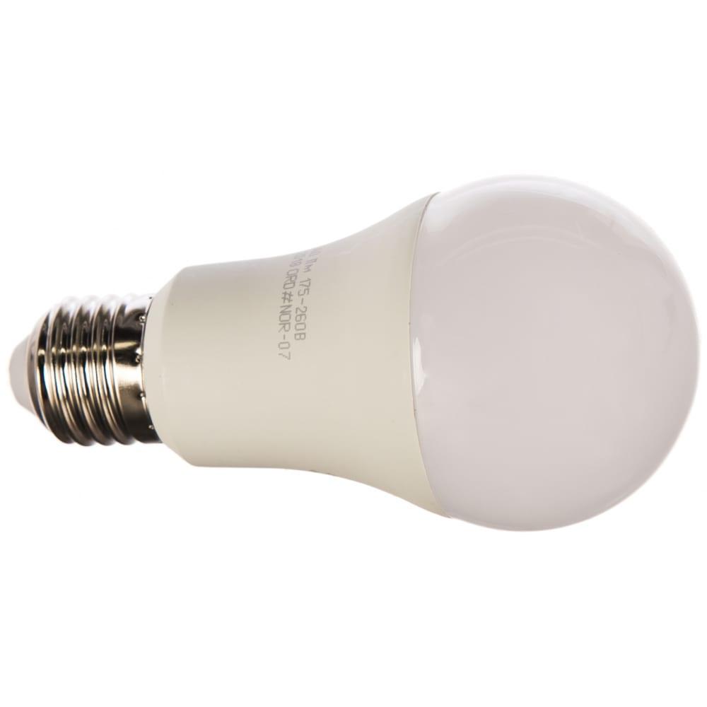 Светодиодная лампа эра led a60-17w-827-e27 б0031699