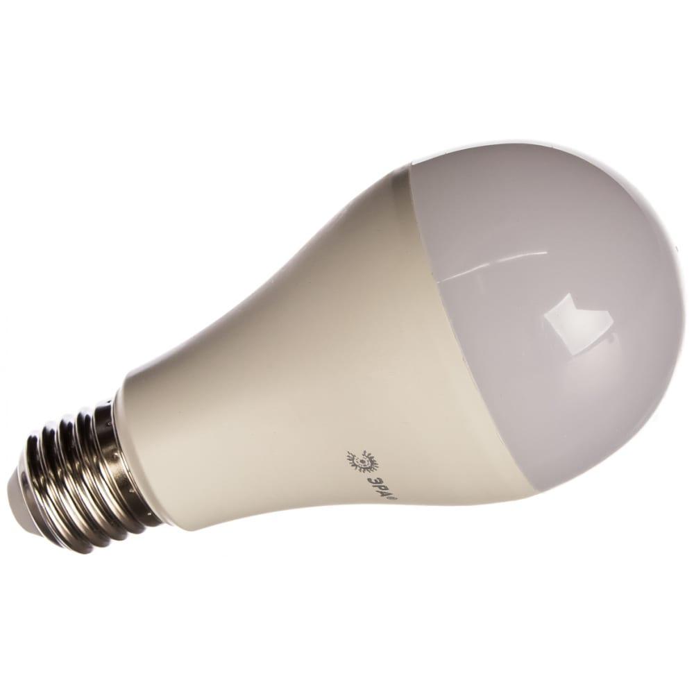 Светодиодная лампа эра led a65-19w-840-e27 б0031703