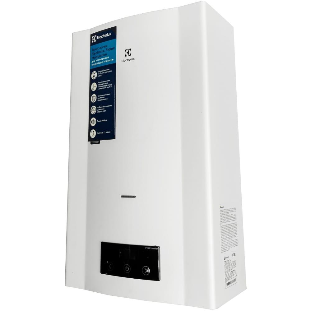Газовая колонка electrolux gwh 11 proinverter
