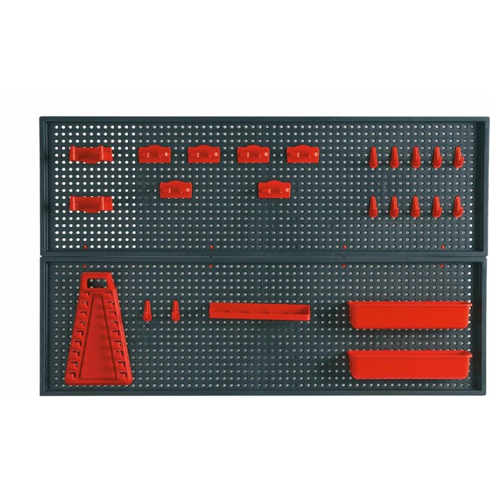 Перфорированная панель для инструмента topex 79r186