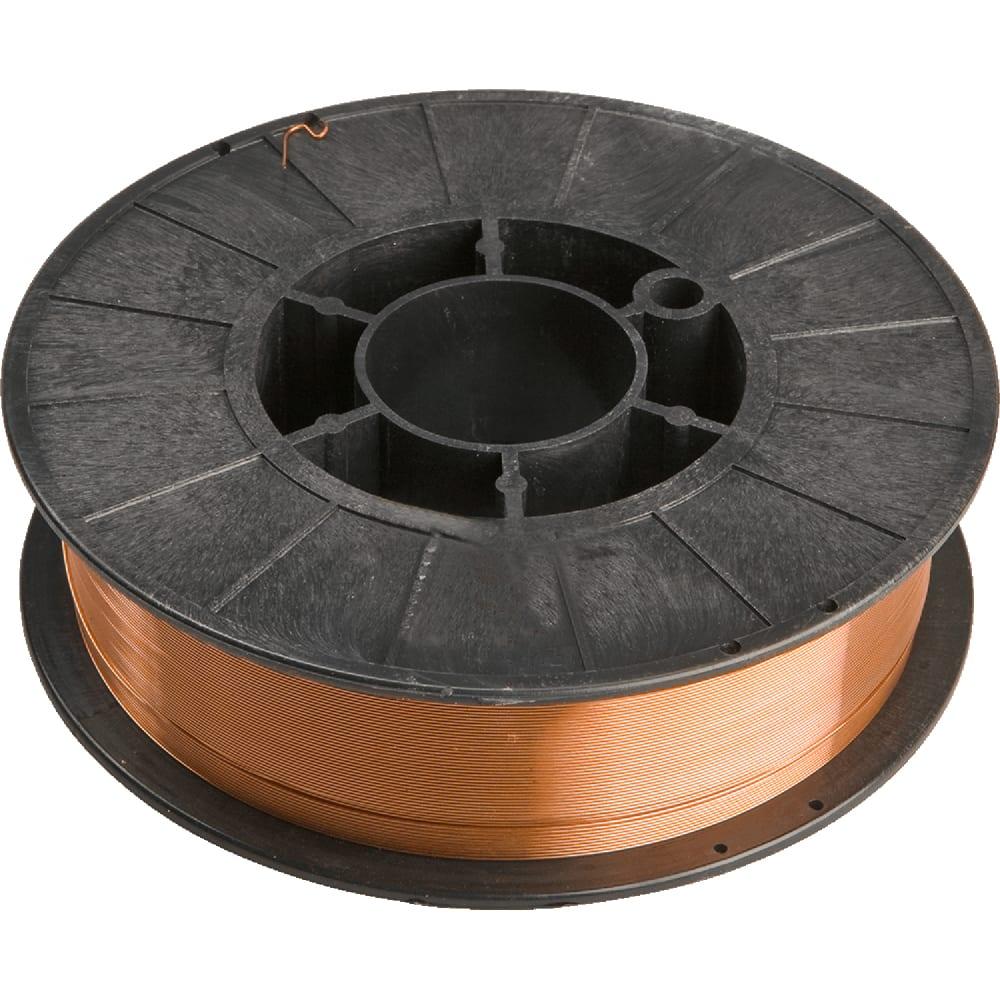 Проволока сварочная омедненная (5 кг; 0.8 мм) graphite 56h847