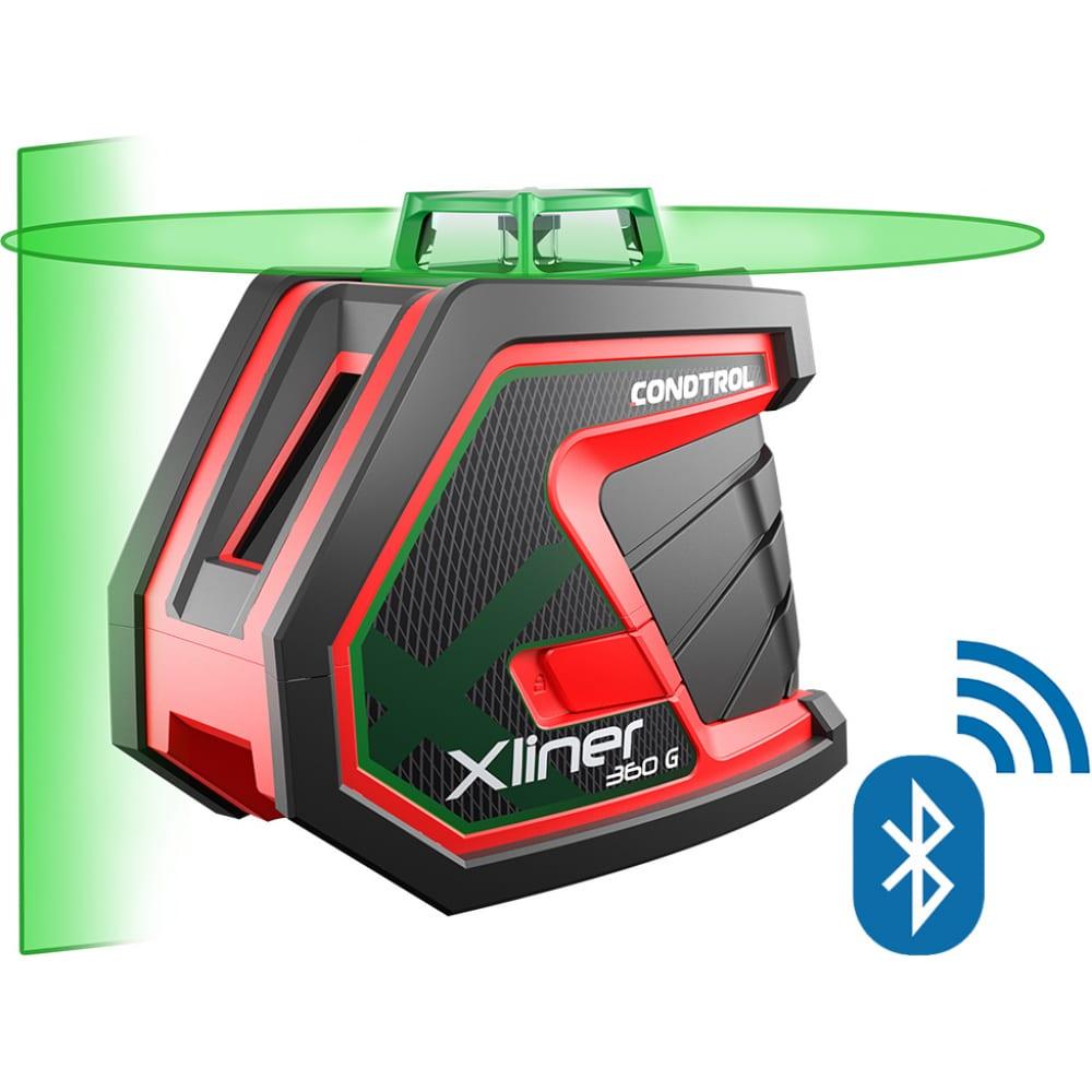Купить Лазерный нивелир condtrol xliner 360 g 1-2-134