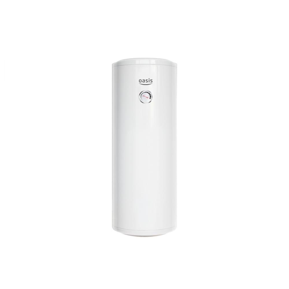 Электрический накопительный водонагреватель oasis sl-50v 4670004378410  - купить со скидкой