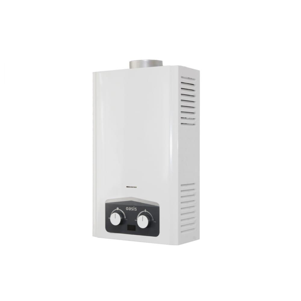 Газовый проточный водонагреватель oasis 28м 4640015386353