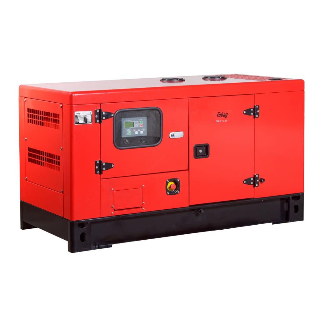 Дизельная электростанция fubag ds 16 ac es 838768