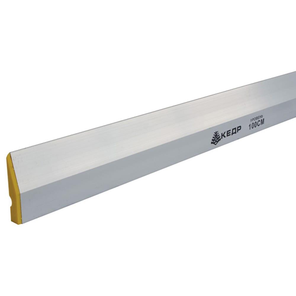 Купить Алюминиевое правило, трапеция 1 м кедр 093-1000 30030
