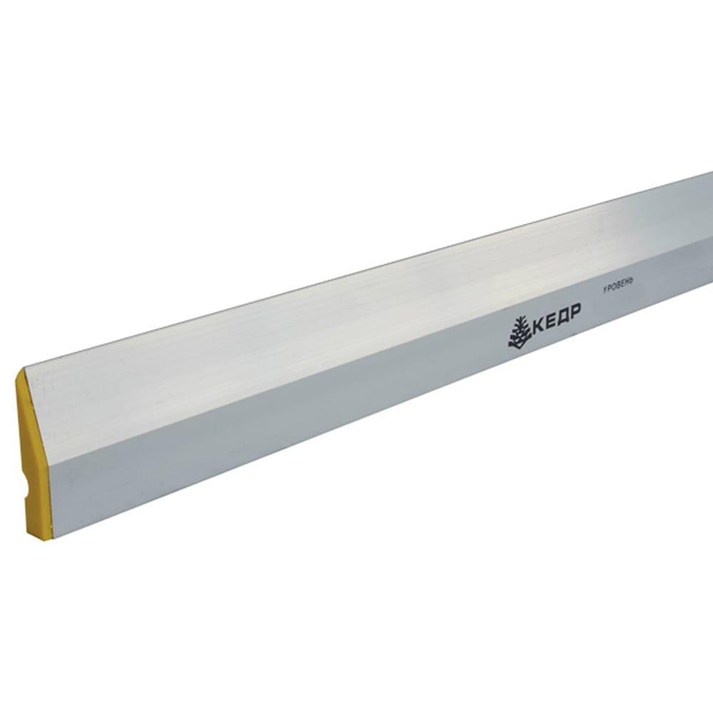 Купить Алюминиевое правило, трапеция 1, 5 м кедр 093-1500 30031