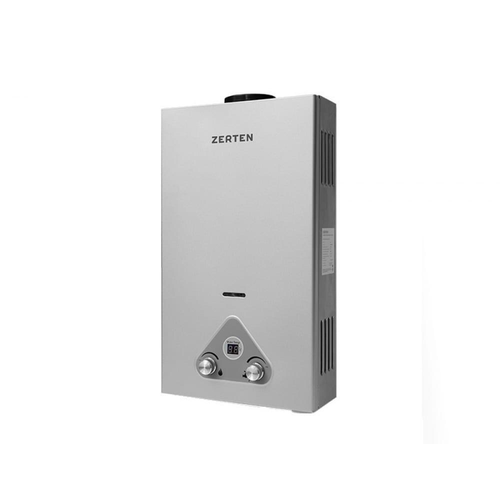 Купить Газовый проточный водонагреватель zerten s-20 4670004375310