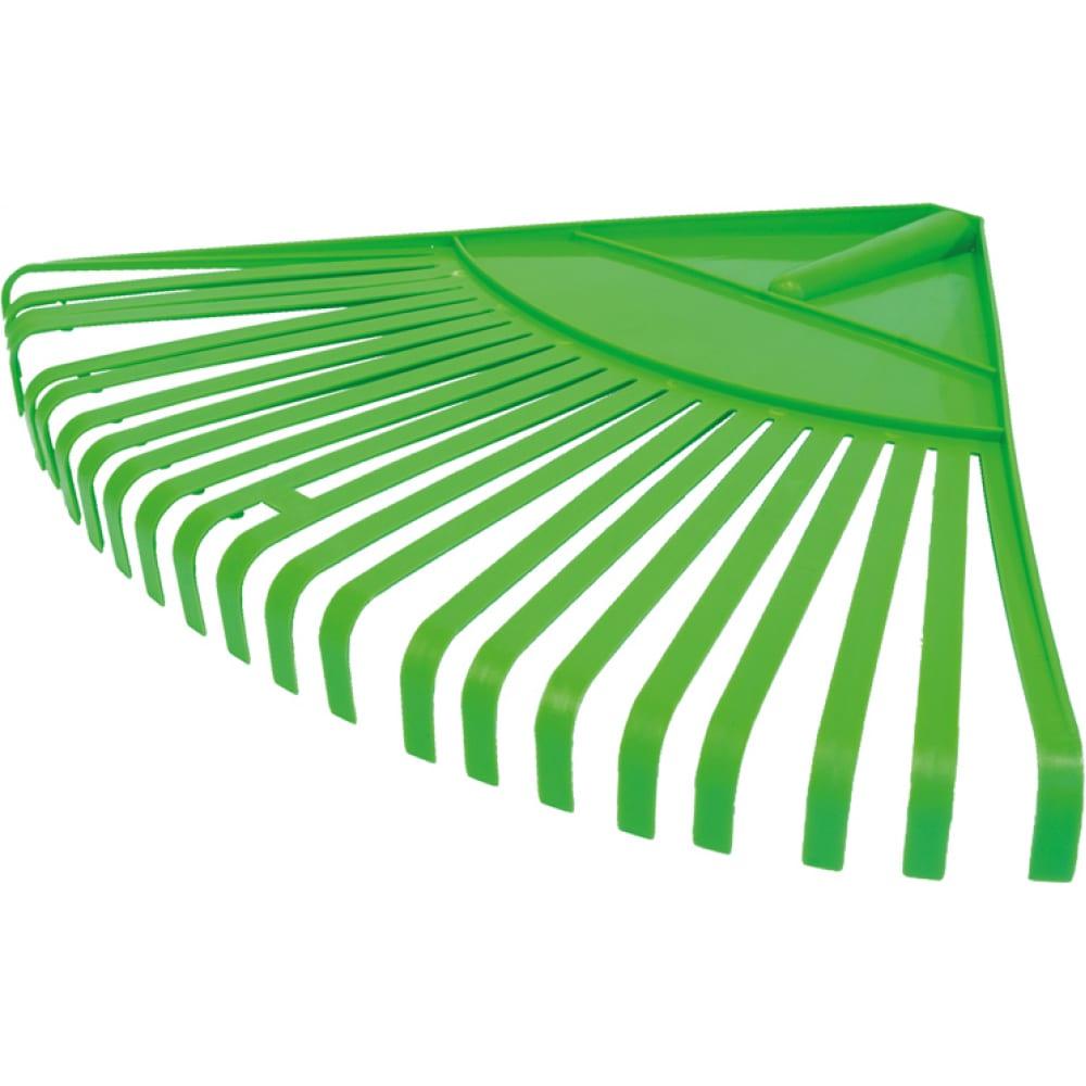 Пластиковые веерные грабли don gazon грабли 435 мм 126-0435 54975