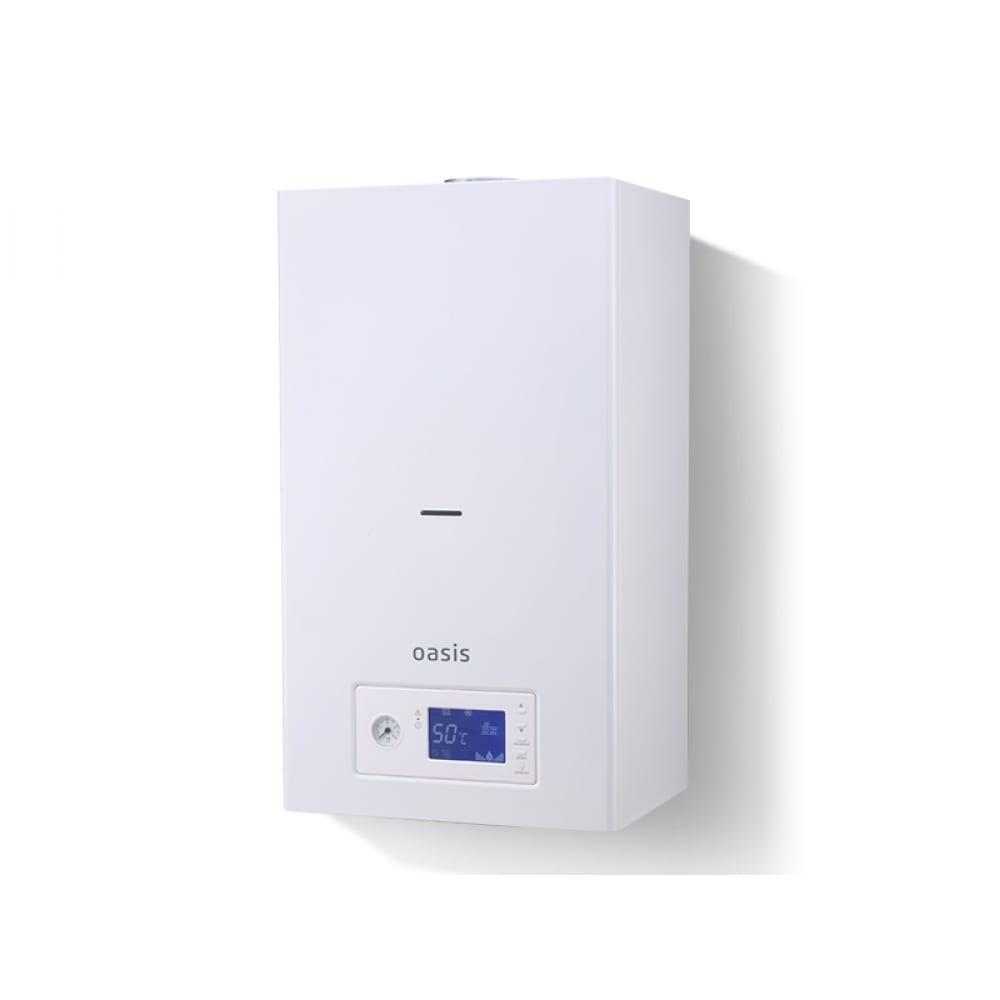 Газовый настенный котел oasis rt-16 раздельный теплообменник 4640015383840