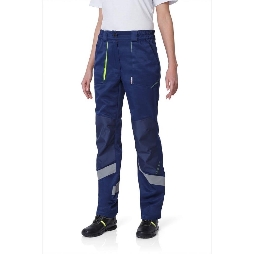 Женские брюки факел profline base темно-синий, р. 56-58, рост 158-164 см 87464354.009