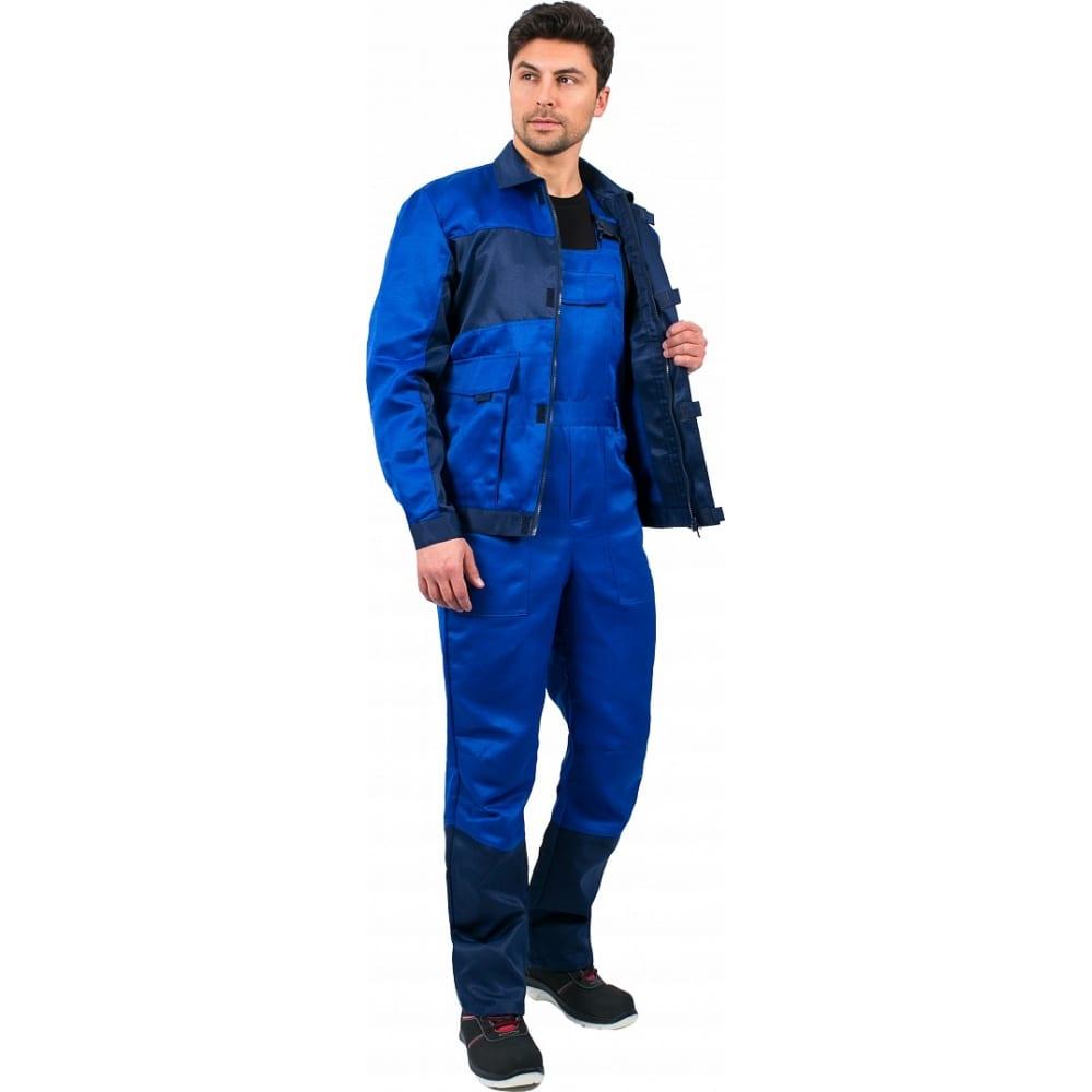 Костюм факел специалист new васильковый/темно-синий, р. 52-54, рост 170-176 см 87468316.005Рабочие костюмы<br>Тип: мужской с полукомбинезоном ;<br>Цвет: васильковый/темно-синий ;<br>Ткань: смесовая ;<br>Плотность ткани: 210 г/кв.м;<br>Размер: 52-54 (рост 170-176) ;<br>Рост: 170-176 см;<br>Пропитка: водоотталкивающая ;<br>Световозвращающая полоса: нет ;<br>Капюшон: нет ;<br>Тип застежки: молния ;<br>ГОСТ\ТУ: ГОСТ 12.4.280-2014 ;<br>Единиц в упаковке: 1 шт.;<br>Защитные свойства: от общих загрязнений, от истирания ;<br>Международный размер: XL (52-54) ;<br>Сигнальный: нет ;