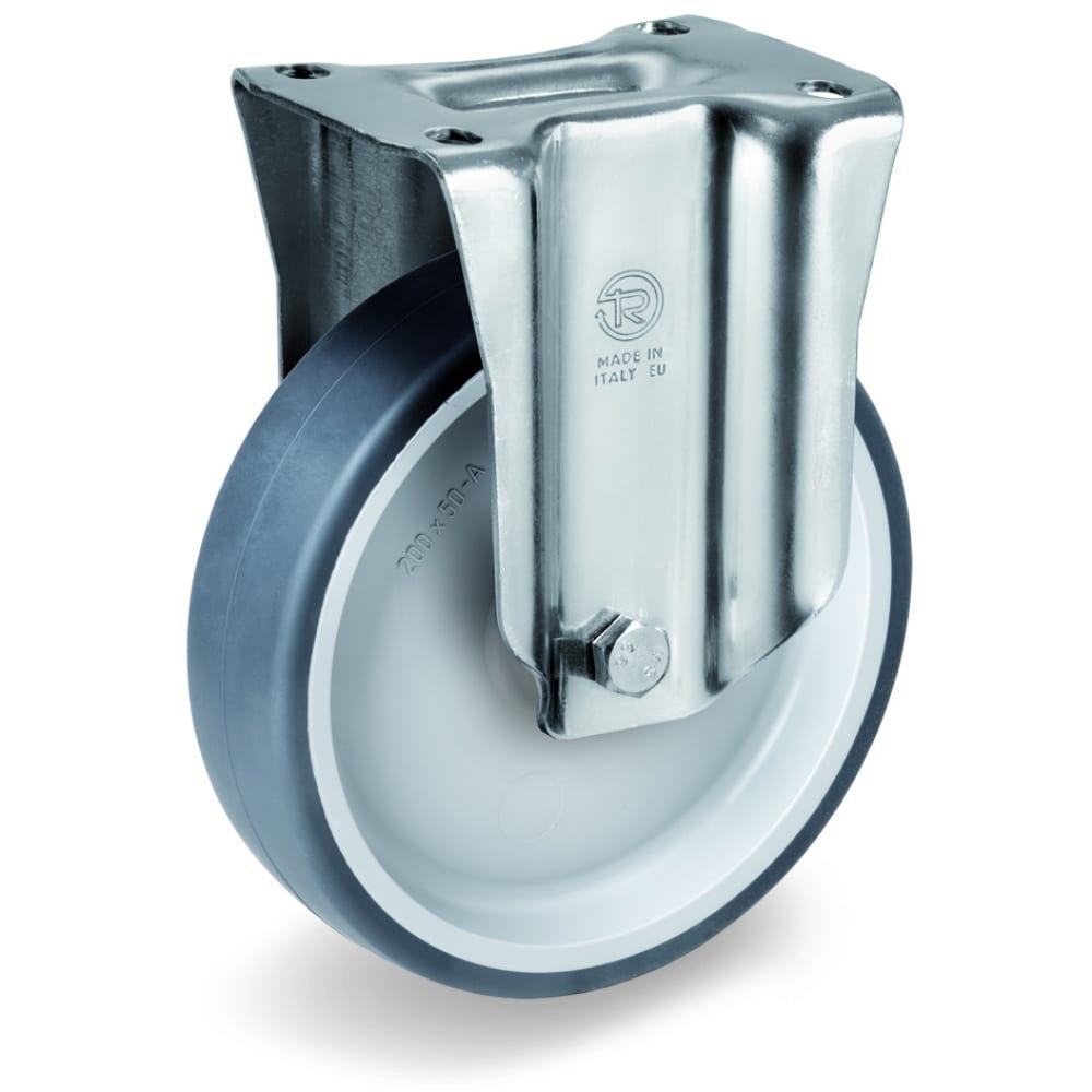 Купить Колесо со стационарной опорой (200 мм; 225 кг) tellure rota 715706