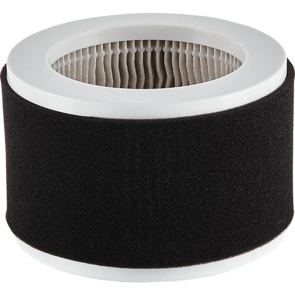 Комплект фильтров pre-carbon + hepa, для очистителей воздуха ap-100 ballu fрh-100