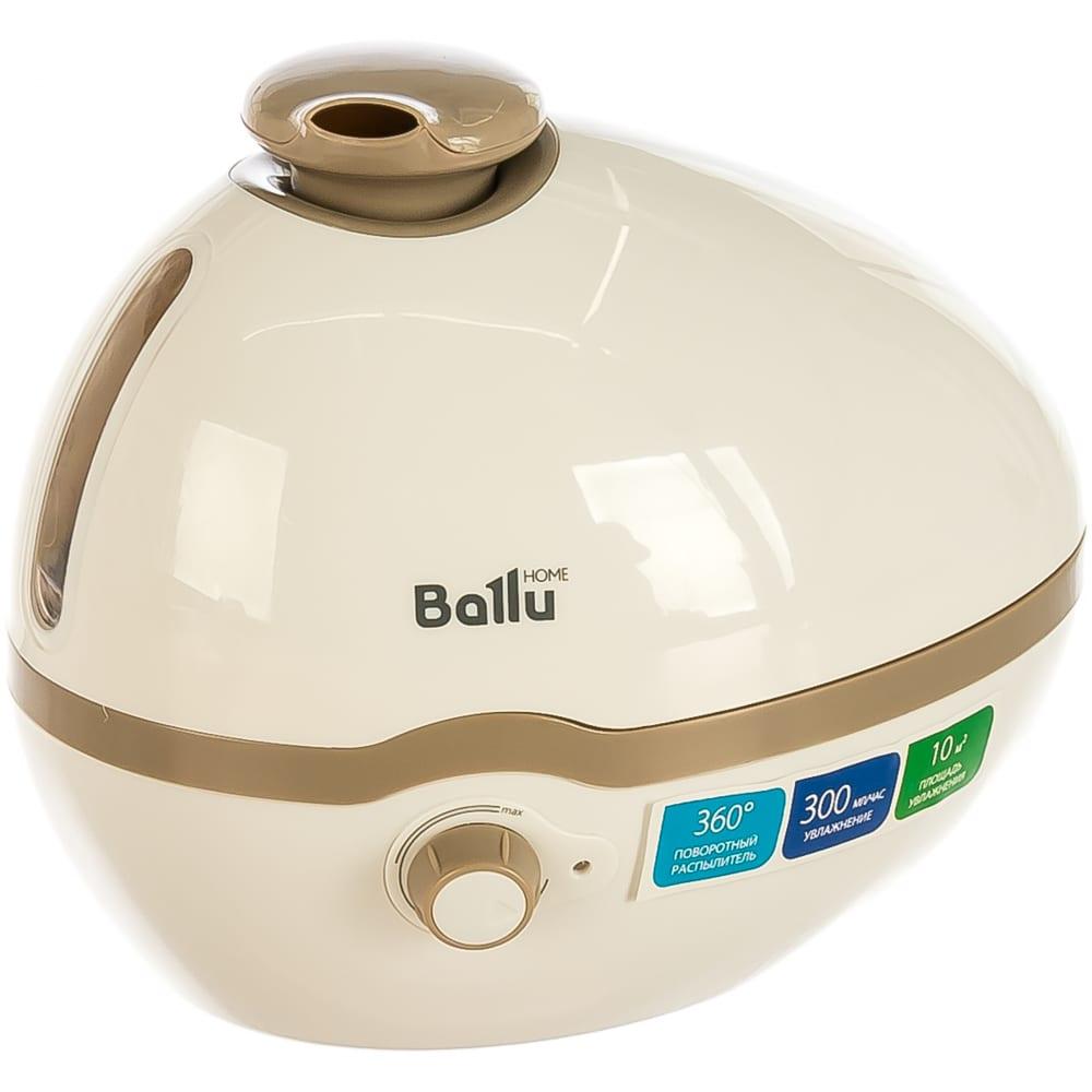 Купить Ультразвуковой увлажнитель воздуха ballu uhb-100 белый/бежевый нс-1157517