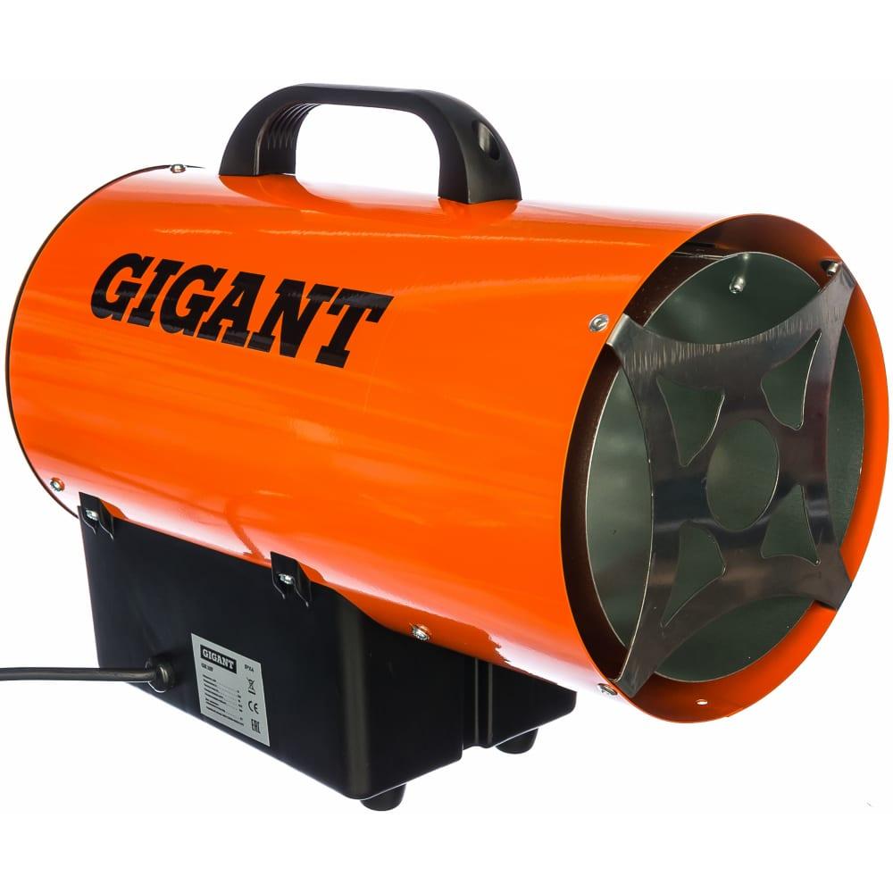 Газовая тепловая пушка gigant gh10f