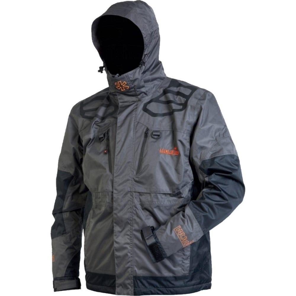 Куртка norfin river thermo 02 р.m 512202-mКуртки<br>Тип: мужская ;<br>Ткань: Nortex Breathable ;<br>Размер: 48-50 ;<br>Рост: 172-174 см;<br>Пропитка: водоотталкивающая ;<br>Световозвращающая полоса: нет ;<br>Капюшон: есть ;<br>Тип застежки: молния ;<br>Единиц в упаковке: 1 шт.;<br>Цвет: серый ;<br>Международный размер: M (48-50) ;<br>Защитные свойства: от ветра, влаги ;
